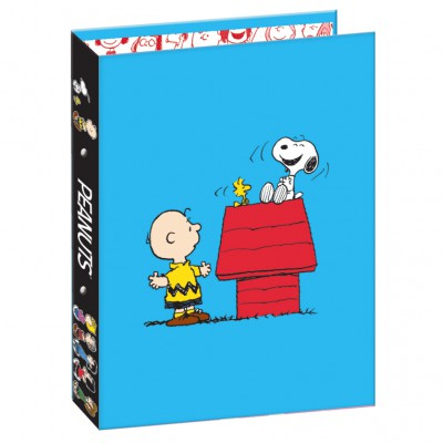 Dossier A4 Peanuts