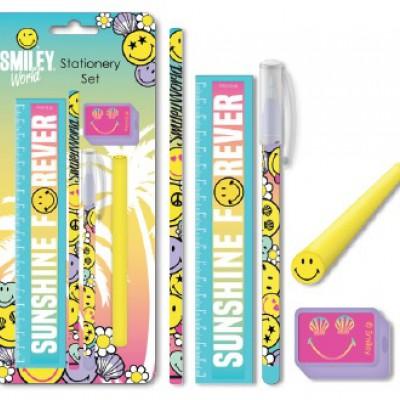 Set de Papelaria Smiley