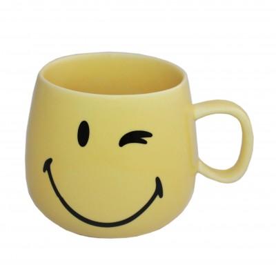 Caneca Smiley