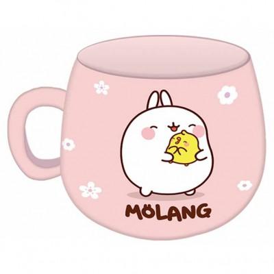 Caneca de Cerâmica Molang