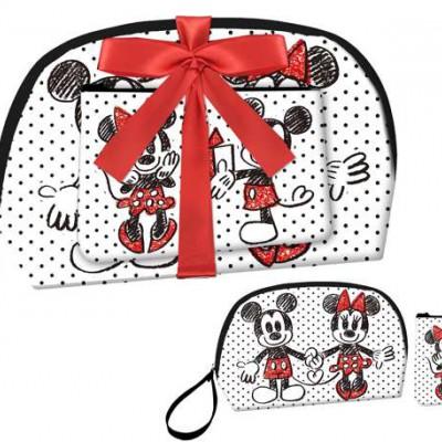Conjunto de 2 Bolsas Retro Minnie