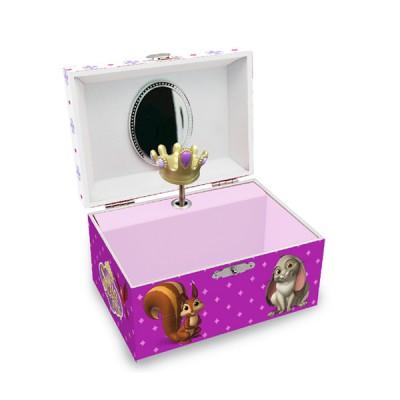 Caixa de Música Princesa Sofia