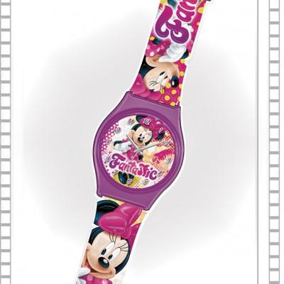 Relógio Analógico Minnie