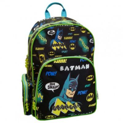 Mochila Escolar Batman