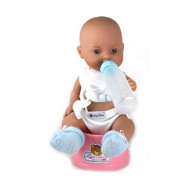Boneca Bébé Pipi Menino