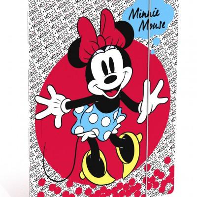Capa de Elásticos Minnie