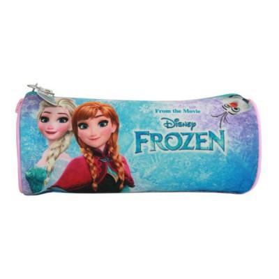 Estojo Cilindro Frozen