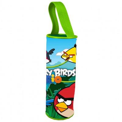 Estojo com Pega Angry Birds Green
