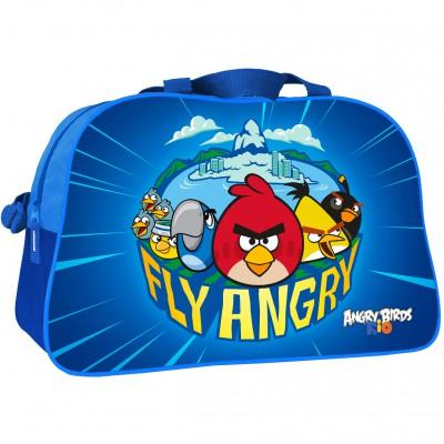 Saco de Desporto Angry Birds Blue