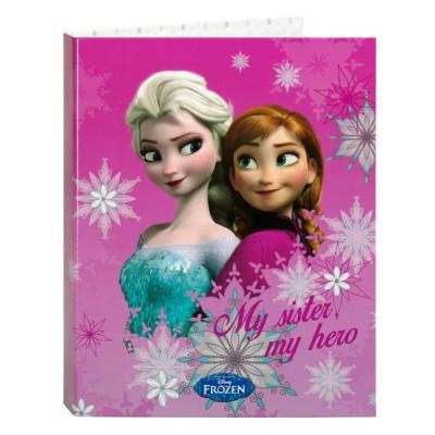 Dossier de 4 Argolas Frozen
