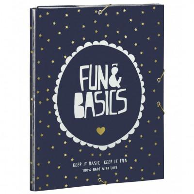 Capa de Elásticos Fun & Basics